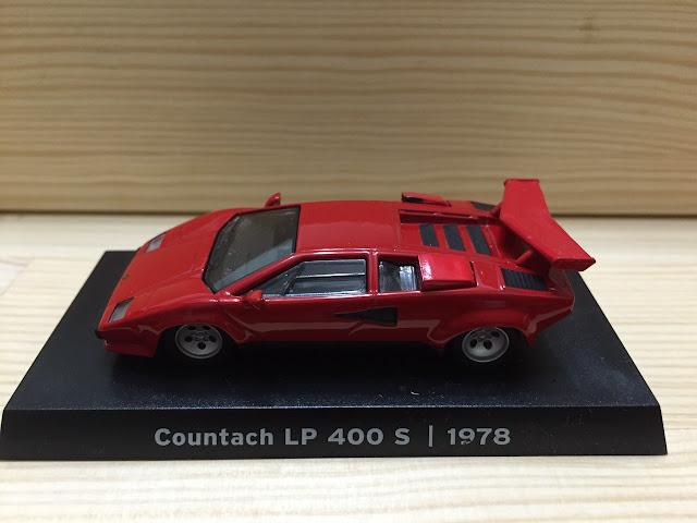 藍寶堅尼-1978年Countach LP400S