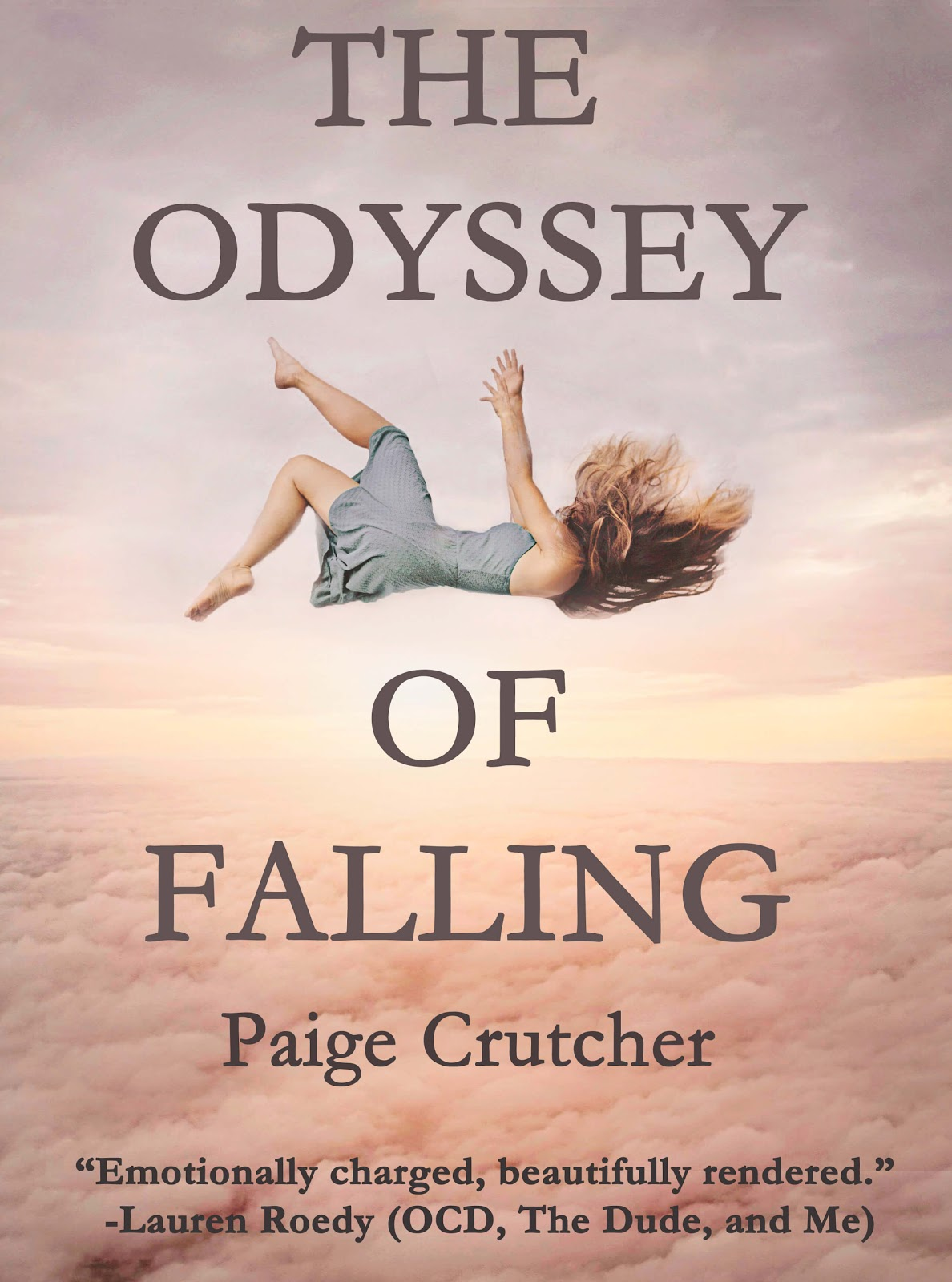 The Odyssey Of Falling (Paige Crutcher)