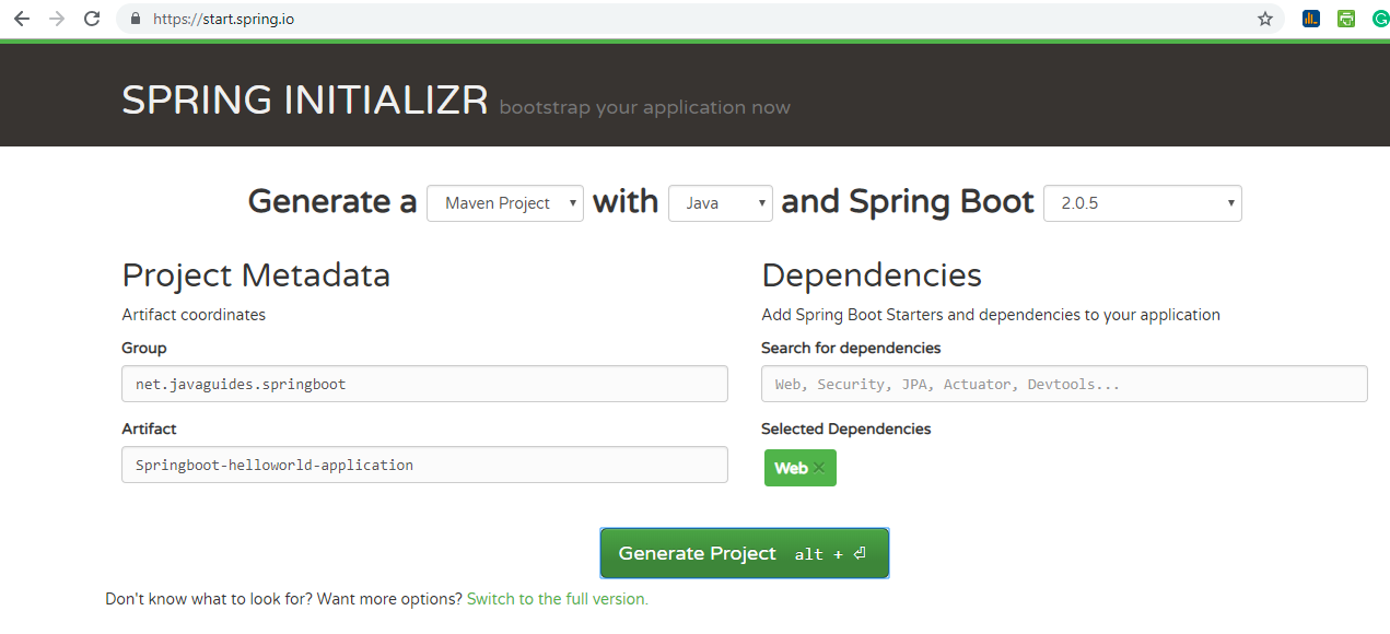 Angular 8 + Spring Boot 2 Example Tutorial