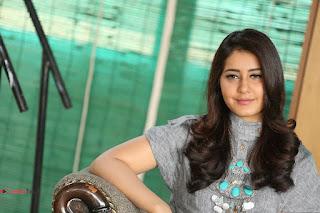 Actress Rashi Khanna Latest Pictures in Stylish Long Dress  0254.JPG