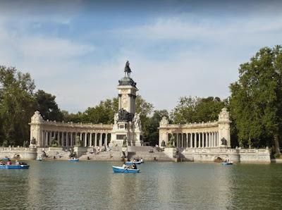 Monumento de Alfonso XII