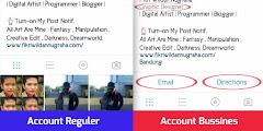 Cara Menambahkan Pekerjaan, Tombol Kontak, dan Lokasi di Profil Instagram