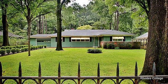 1034 Audubon Drive, Memphis: primeira casa própria de Elvis Presley