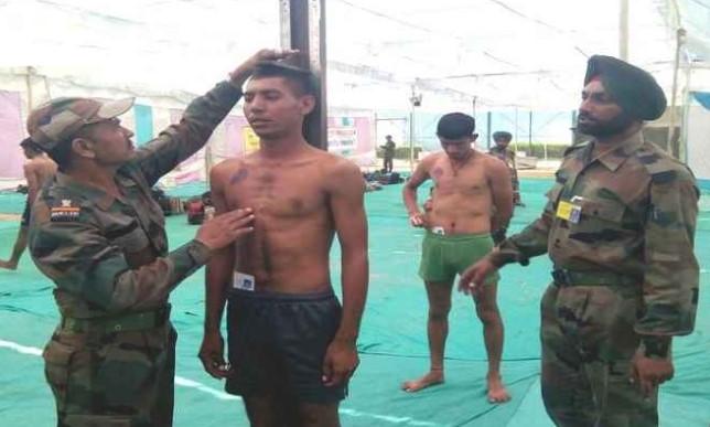 Taran Taran Army Rally, Indian Army Rally, Open Bharti Rally