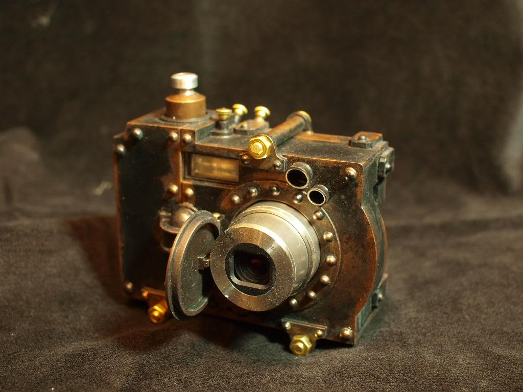 Steampunk Ideas 15 Cool Steampunk Gadgets And Designs Part 2