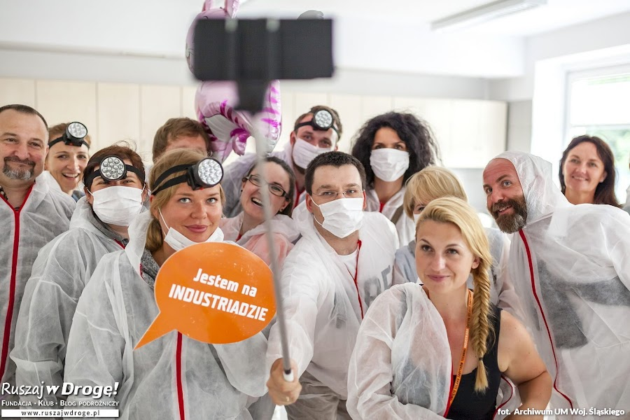 Industriada - czerwcowe Święto Szlaku Zabytków Techniki