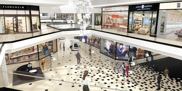 Glendale Galleria em Los Angeles