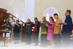 Syukuran dan Resepsi HUT 33 Pelayanan Laki-Laki GPM di Jemaat Saumlaki