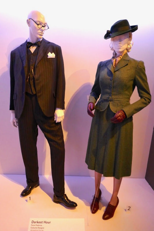 Darkest Hour movie costumes