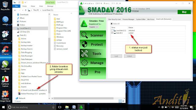 Tips Menangkal Segala Macam Virus Komputer Dijamin Aman!!!-anditii.web.id