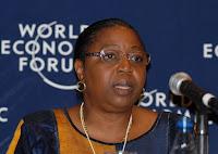Senegal Minister of Public Health, Dr. Awa Marie COLL SECK