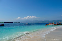 Gili Trawangan in Indonesia, a paradise island to chill out