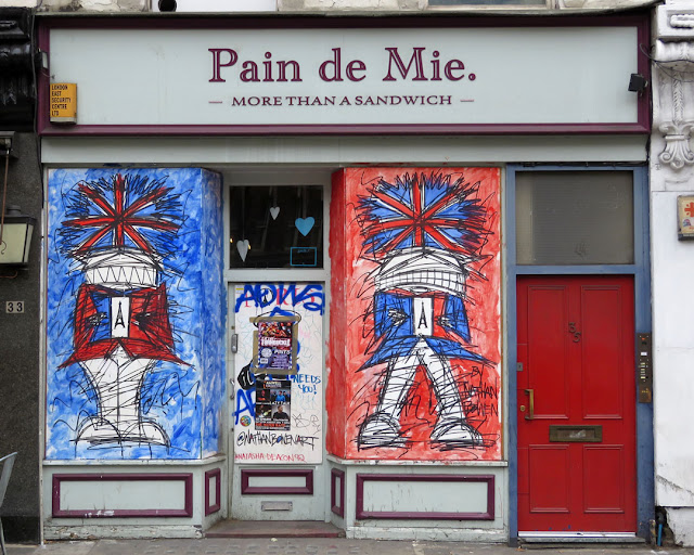 Pain de Mie, More than a Sandwich, New Oxford Street, Holborn, London