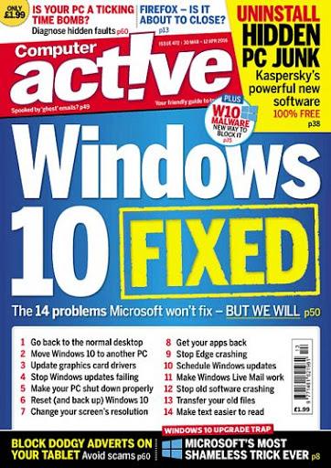 Download Computer Active UK Magazine PDF