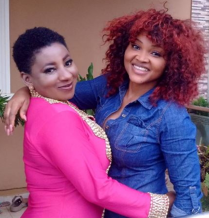 mercy aigbe mide martins fighting