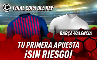 sportium Promo Final Copa Barcelona vs Valencia Sin Riesgo 25 mayo