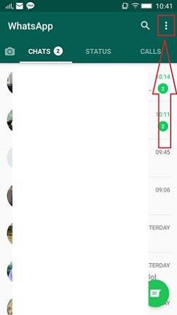 Cara Mengakses Whatsapp Web
