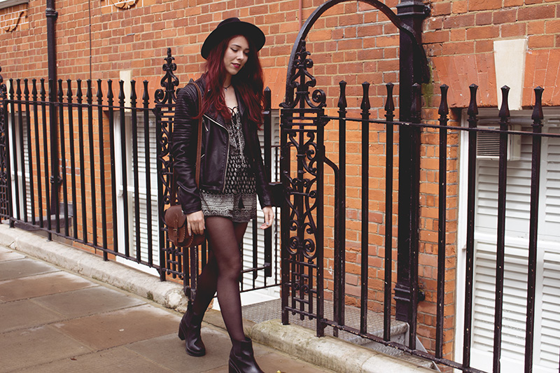 Save the friday, grungy outfits, red hair, lua perrez, lehappy, ootd, primark, asos, coachella, london,