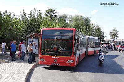 Mercedes-Benz Conecto G, ESHOT Izmir