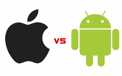Andriod vs iOS