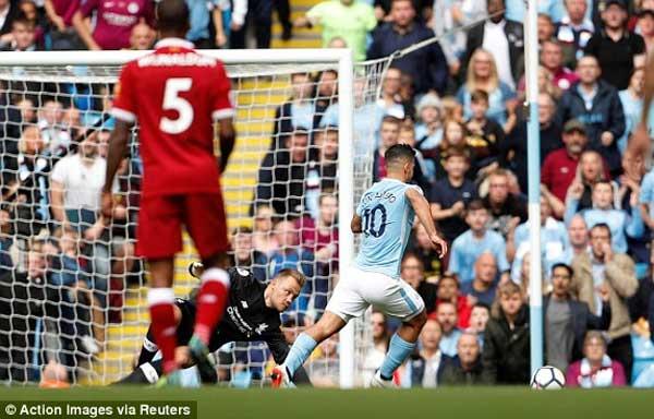 Man City 5-0 Liverpool: Thẻ đỏ và cái kết đắng 3