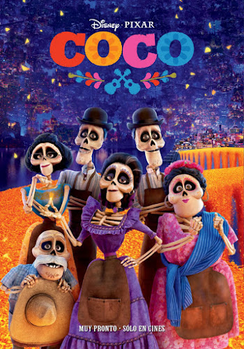 Coco (BRRip 1080p Dual Latino / Ingles) (2017)