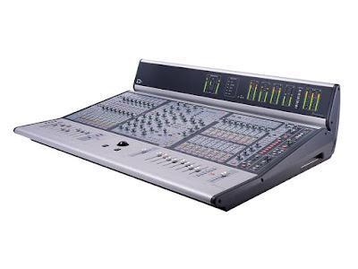 Mixer para audio en vivo