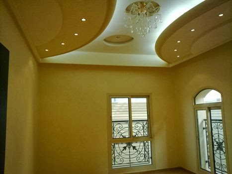 3 gypsum false ceiling designs