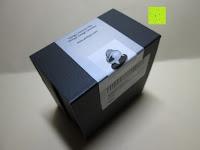 Verpackung seitlich: Philippi Parkscheinhalter und Münzhalter EMMA