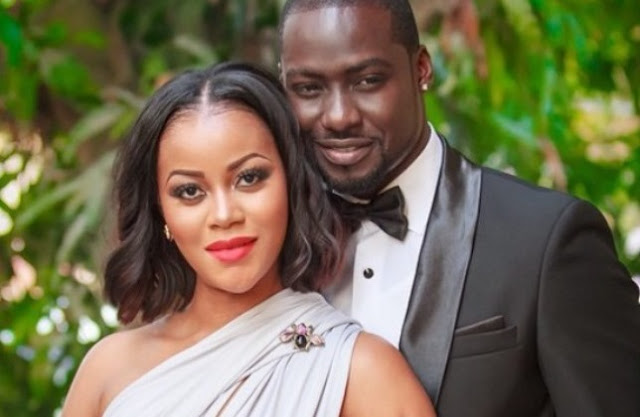 Chris Attoh Confirms Divorce From Damilola Adegbite