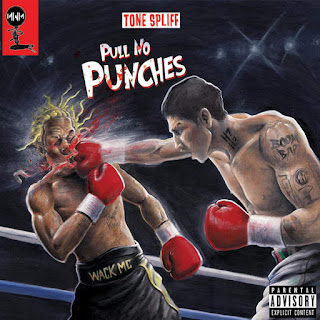 Tone Spliff - Pull No Punches (2016) - Album Download, Itunes Cover, Official Cover, Album CD Cover Art, Tracklist