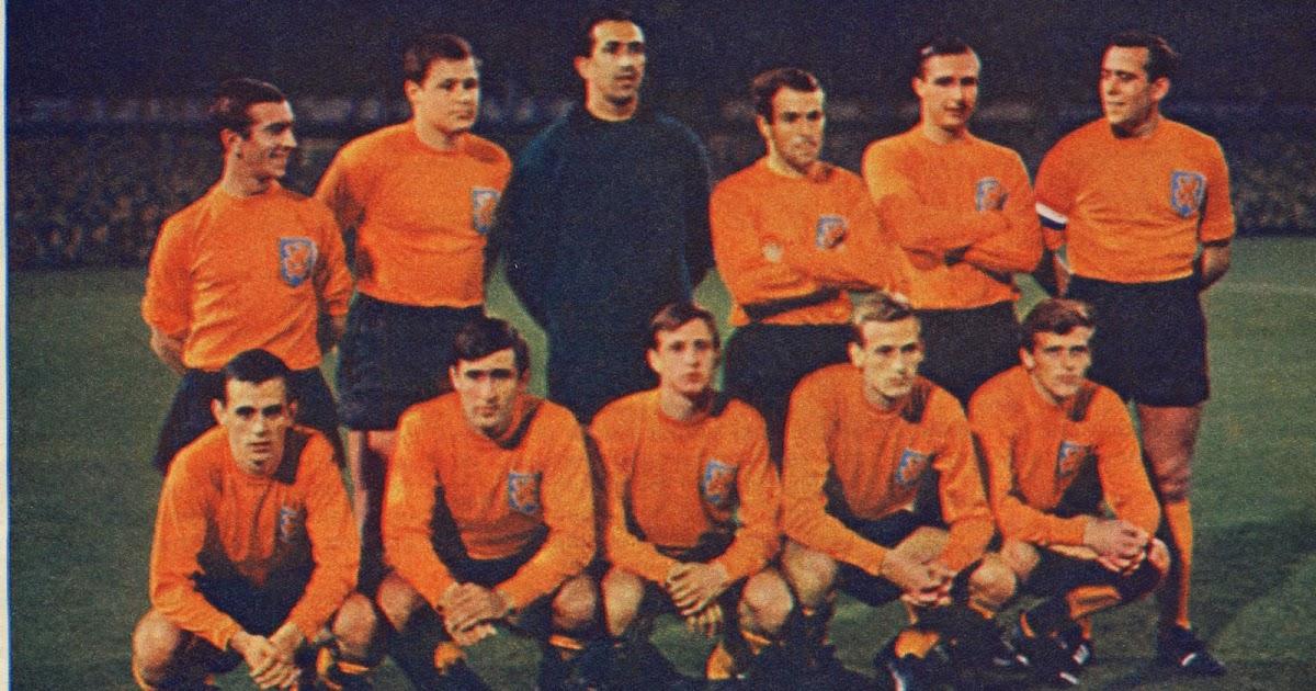 Resultado de imagem para hollande equipe foot 1960