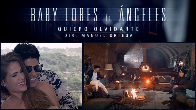 Baby Lores y Ángeles - ¨Quiero olvidarte¨ - Videoclip - Dirección: Manuel Ortega. Portal Del Vídeo Clip Cubano - 01