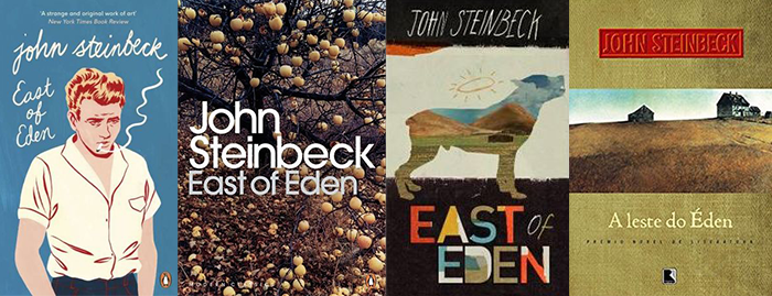 an analysis of the epic tale east of eden by john steinbeck Steinbeck´s ´east of eden´ have been fig 1 john steinbeck between good and evil in human life and they constitute the base of the tale of ´east of eden.