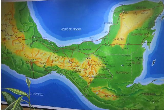 Viaggio in Messico (nota di Agostino Spataro)