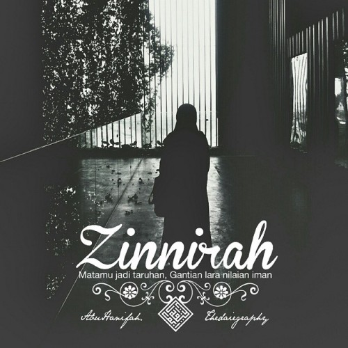 Ini Kisah di sebalik Lagu Zinnirah - UNIC