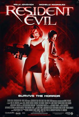 Resident Evil Poster