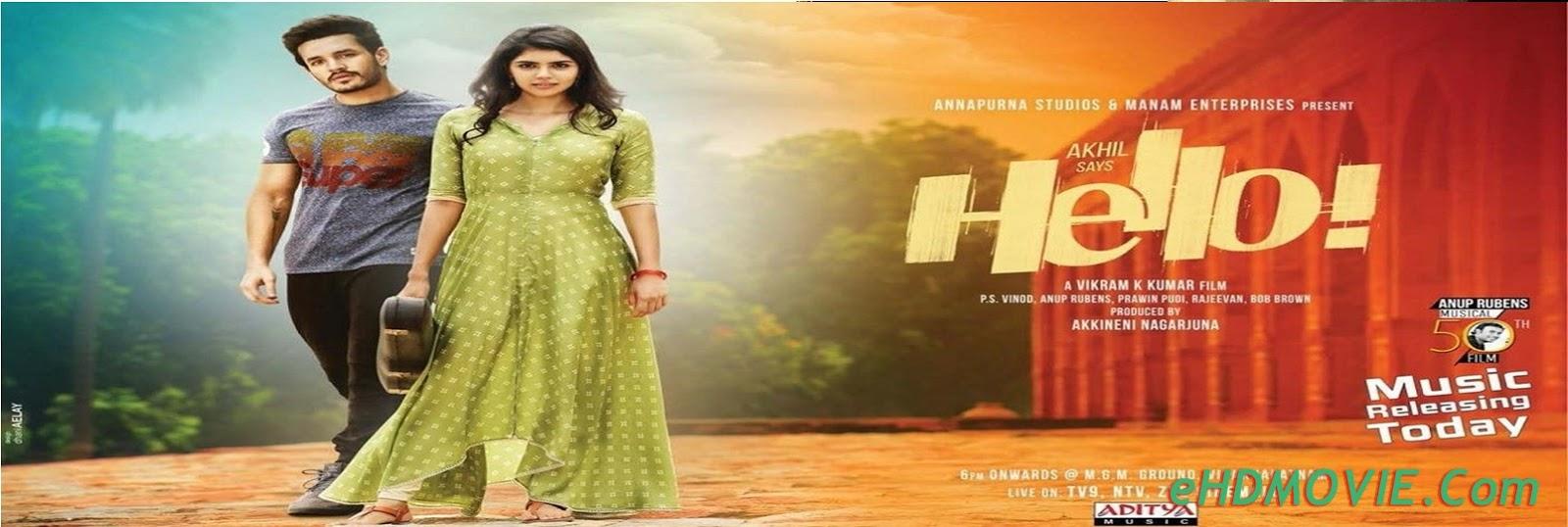 Taqdeer [Hello] 2017 Full Movie Dual Audio [Hindi – Telugu] 1080p - 720p - 480p ORG BRRip 350MB - 950MB – 3.9GB ESubs Free Download