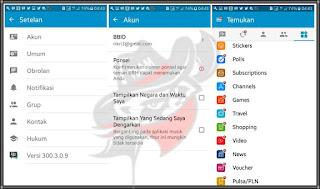BBM Beta v300.3.0.9 Apk