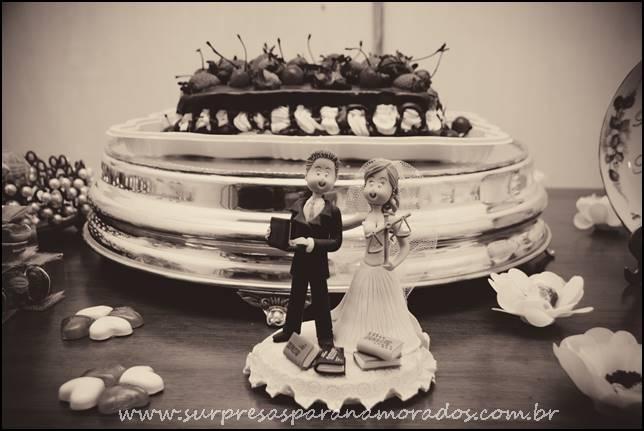 4 anos de casamento