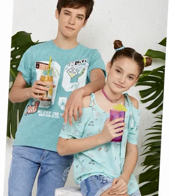Moda verano 2018 moda 2018. Moda verano 2018 ropa para niños.