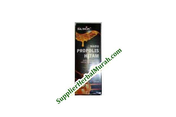 Madu Propolis Hitam Sulthon 250 ml