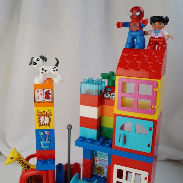 Lego Duplo Spiderman Spider Truck Spider-Truck-Abenteuer Forsa Studie 21st Century Skills