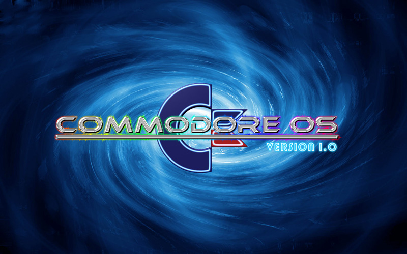 download commodore os vision