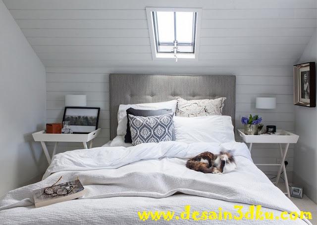 12 Desain Interior Kamar Tidur Dengan Pencahayaan Matahari