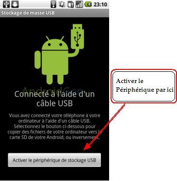 commentateur installer une application apk sous android app