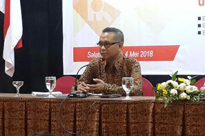 Prof Abdurrahman Mas'ud Berikan Respon Hasil Penelitian Balai Litbang Agama Semarang