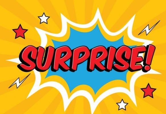 unha surpresa