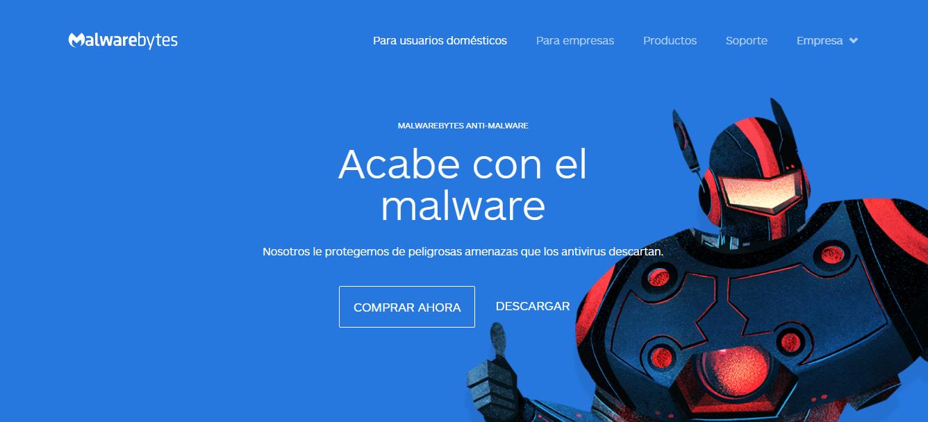 que es malwarebytes corporation
