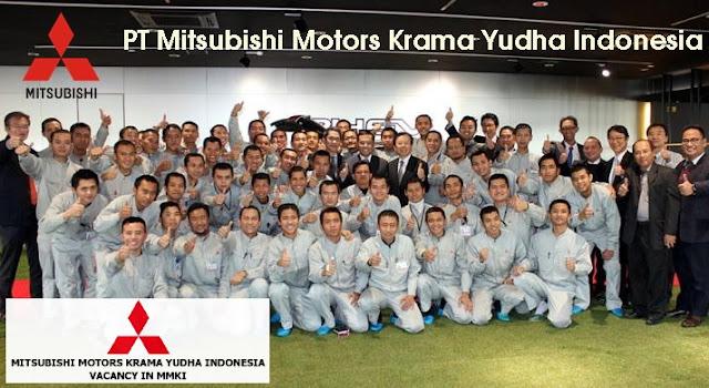 Lowongan Kerja PT MITSUBISHI MOTORS KRAMA YUDHA INDONESIA (MMKI) Maret 2017 (Fresh Graduate/ Experience)